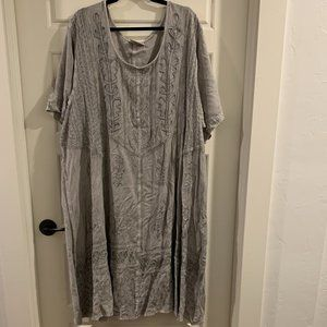 Holy Clothing Timandra Midi, 5x